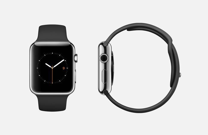 Apple Watch To Arrive In April, Says CEO Tim Cook