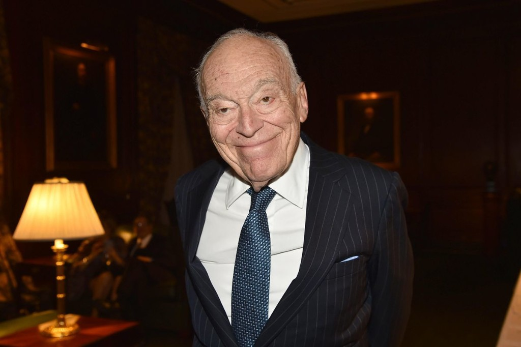 Never Make A Big Decision Without A Woman At The Table—And Other Lessons From Cosmetics Billionaire Leonard Lauder