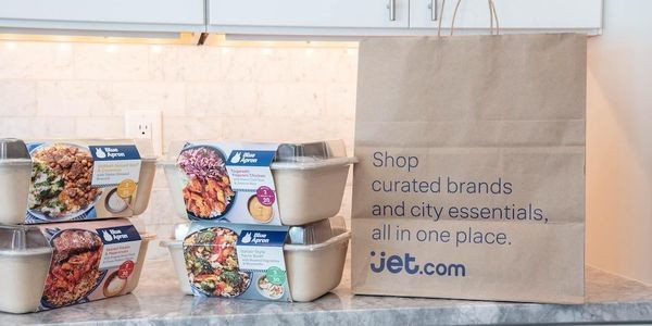 Long-Suffering Blue Apron's Latest Strategy: Partnering With Jet.com To Offer Single Meal Kits