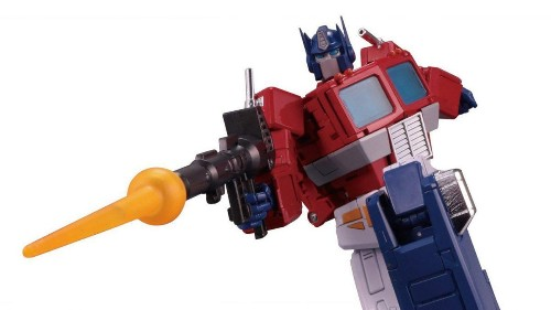 Optimus Prime Is Getting A New Masterpiece Toy Next Year And It's Clearly Got The Touch
