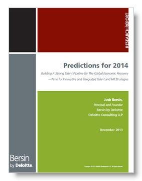 The Year of the Employee: Predictions For Talent, Leadership, And HR Technology In 2014