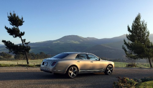 Road Testing the Bentley Mulsanne Speed: An English Muscle Car