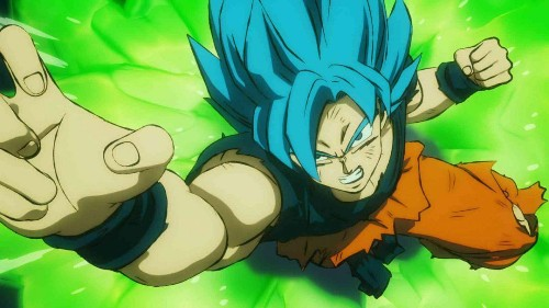 'Dragon Ball Super: Broly' Has Now Made Over $100 Million Worldwide