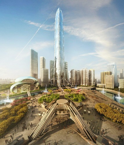7 Supertall Buildings in the Works Around the Globe