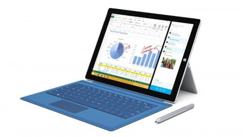 Third Time Lucky For Microsoft As Surface Pro 3 Launches With An Eye On Enterprise Laptops