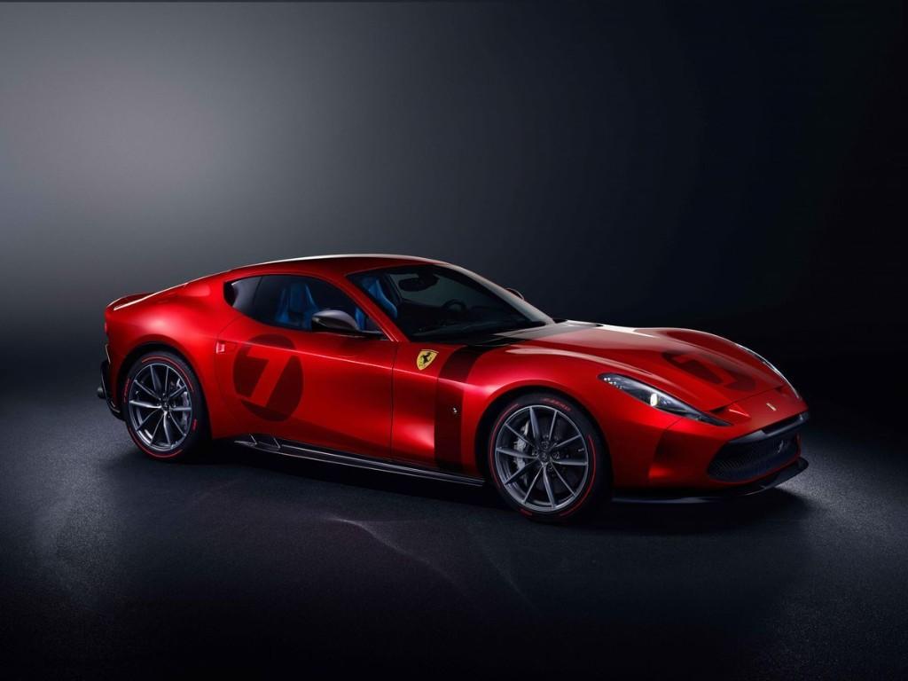Say Hello To The One-Of-One Ferrari Omologata