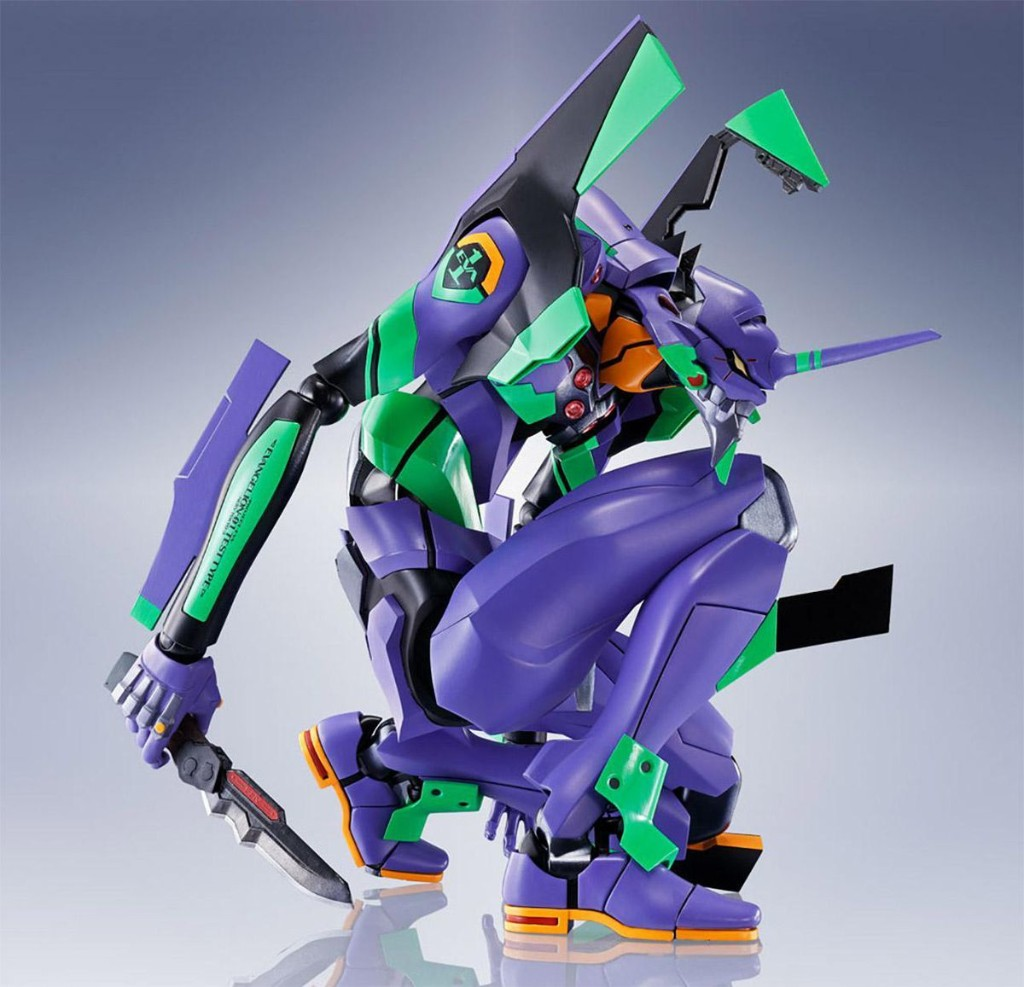 Bandai Spirits Has A Massive 'Evangelion' Toy Planned For Later This Year