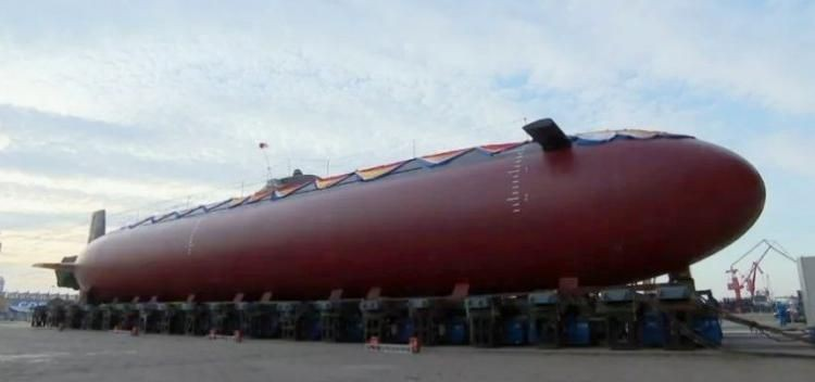 The Chinese Navy's New Mystery Submarine