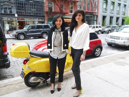 Two Entrepreneurs Team Up To Revolutionize Fashion For The Professional Woman