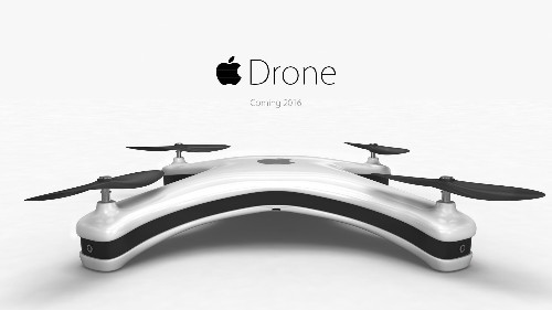 Would You Buy This Apple Drone Concept?