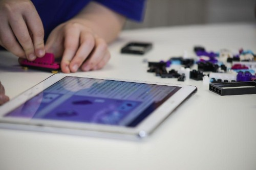 Lego Launches Web Site With AI-Powered Text Instructions, Its Second Pilot For The Blind This Year