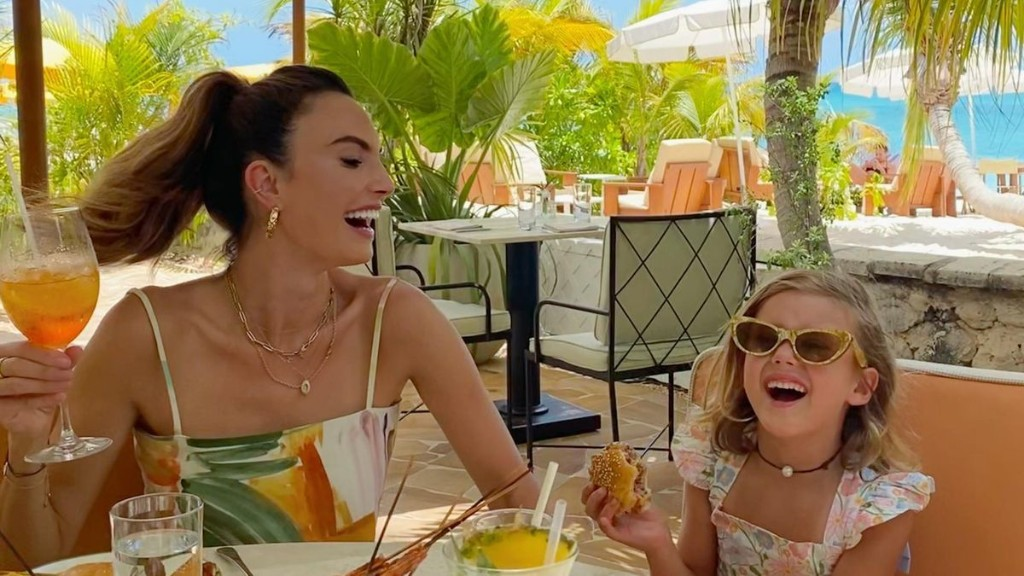Elizabeth Chambers Explores The Culinary Scene Of The Cayman Islands While Under Quarantine