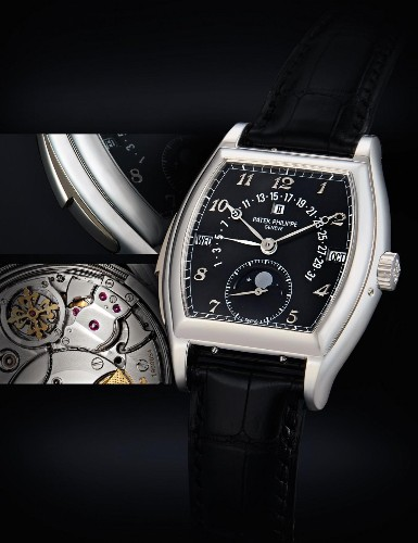 Two Patek Philippe Watches Lead Sotheby's Hong Kong Auction