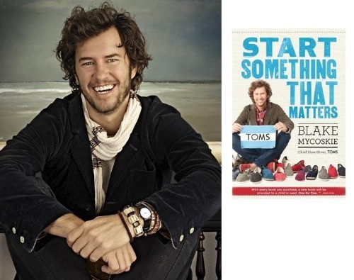 Blake Mycoskie: Why Businesses Should Stand For More Than Just Money