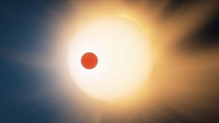 Super-Hot Planet 'Shouldn't Exist', And Yet It Persists