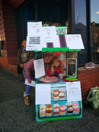The Story Behind 'Milk Road,' The Bitcoin Cookie Stand