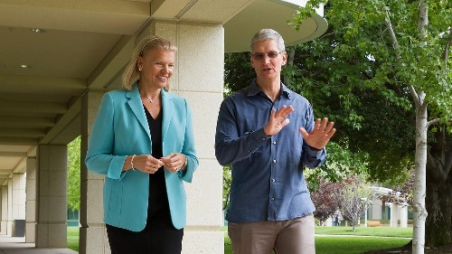 Is The Apple-IBM Union A Death Knell For Blackberry?