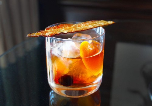 Fun And Festive Cocktails To Celebrate Lunar New Year