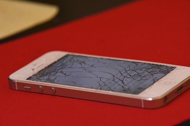 Your Next Cracked Cellphone Screen Will Self Repair