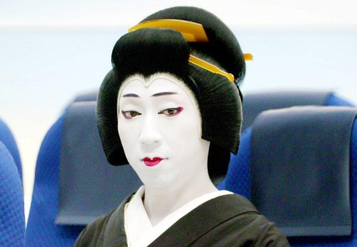 Japanese Airline's Safety Video Starring Kabuki Actors Is Theater In The Sky