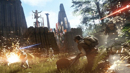 You Can Play The 'Star Wars Battlefront 2' Beta Right Now On PC, PS4 And Xbox One