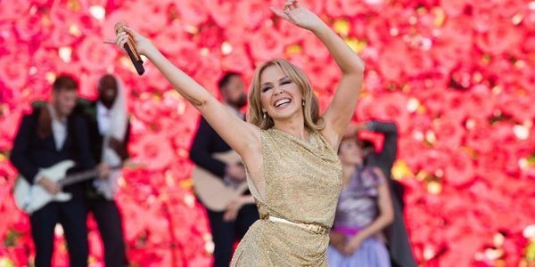 Kylie Minogue Now Claims The Second-Most No. 1 Albums Among Women In U.K. History