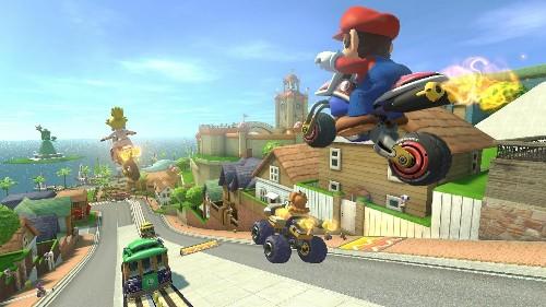 'Mario Kart 8' Tops Video Game Charts In June