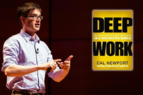 Cal Newport: How Leaders Can Get More Done By Staying Focused