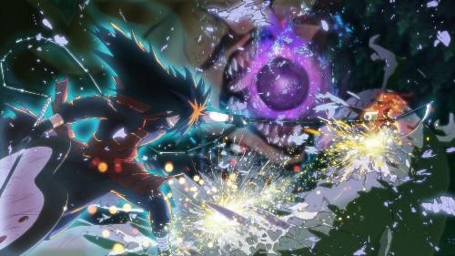 'Naruto Shippuden Ultimate Ninja Storm 4' Is Still Looking Utterly Incredible