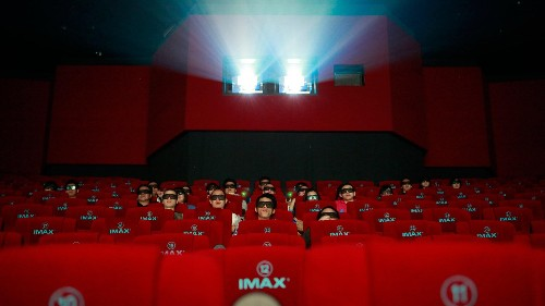 IMAX Sells Part Of Chinese Operation To State-Backed Fund