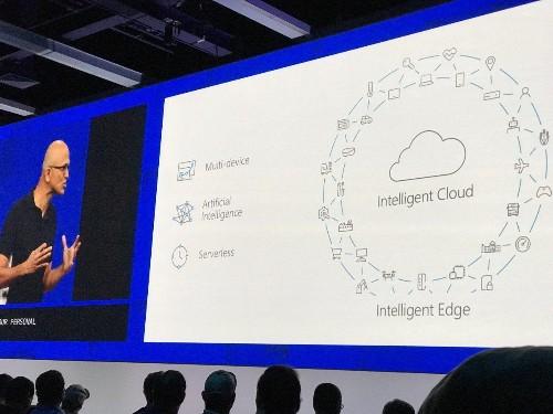 Microsoft Starts To Make Serious Progress On The Intelligent Edge Vision