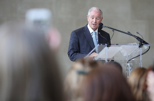 Billionaire Blackstone CEO Heaped Praise On Blockchain—But Made A Bitcoin Warning