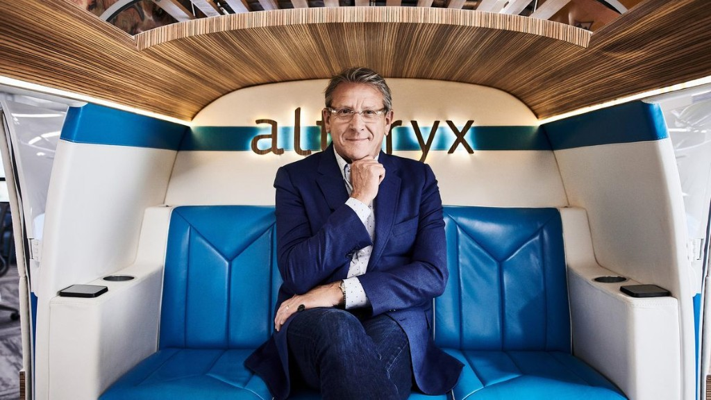 New Billionaire: Dean Stoecker's 22-Year Journey—And The Software That Makes (Almost) Anyone A Data Savant