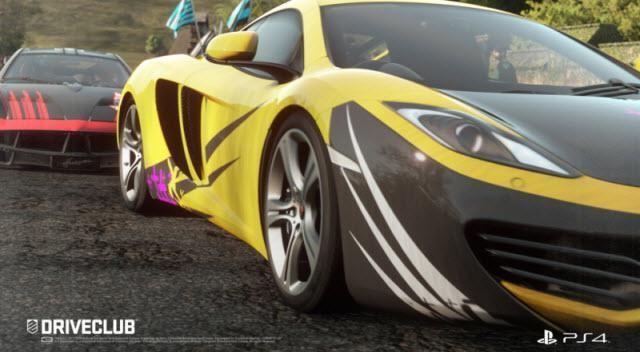 Sony Reverses Controversial Driveclub PS4 Digital Download Policy