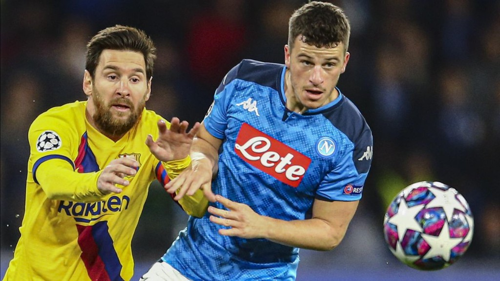 FC Barcelona Versus Napoli: How Will Setien's Men Line Up In Champions League, As Reports Conflict?