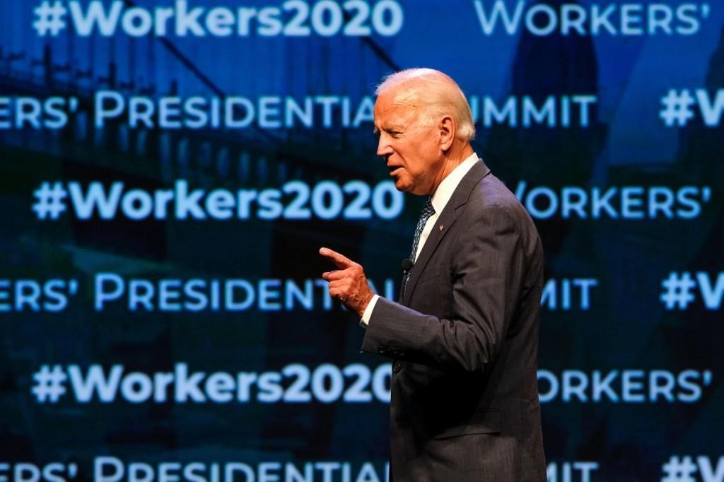 Examining Joe Biden's Record On Employment Discrimination