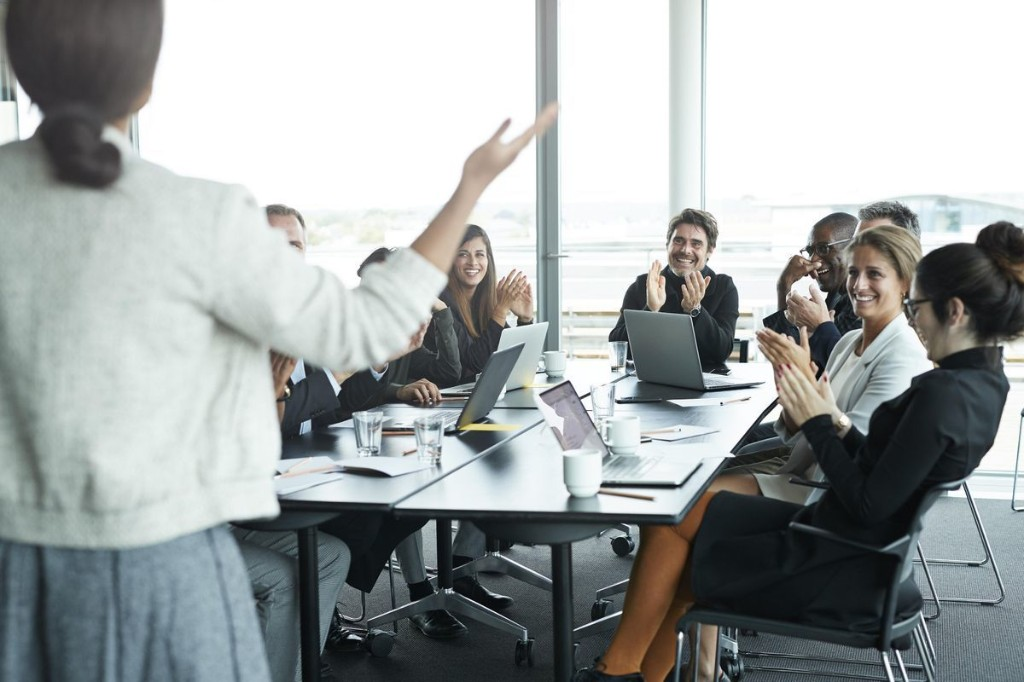 Why Letting Go Of Control Can Make Your Company Shine