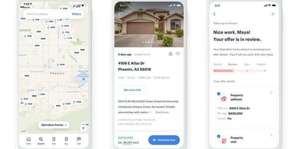 Real Estate Startup Opendoor Offers First Look At A Complete On-Demand Process With New Buyer Program