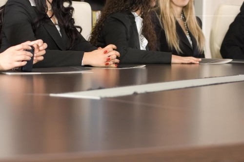 Why Adding Women To Boards May Make Shareholders Happy