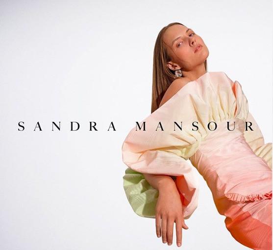 Designer Sandra Mansour Lets Us Into Her Dreamy Fashion World