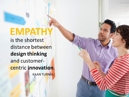 Empathy, Design Thinking, And An Obsession With Customer-Centric Innovation