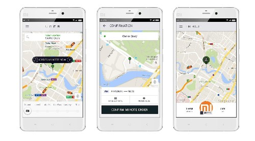 Uber Will Be Xiaomi's Delivery Guy In Southeast Asia