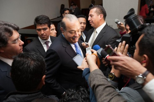 Carlos Slim Inches Closer To Retaking World's Richest Man Title From Bill Gates