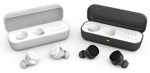 "Here One True Wireless ""Smart Earbuds"" Preview"