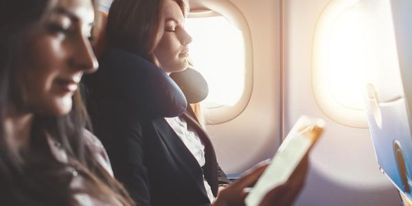 Quick Tricks For Falling Asleep On A Plane