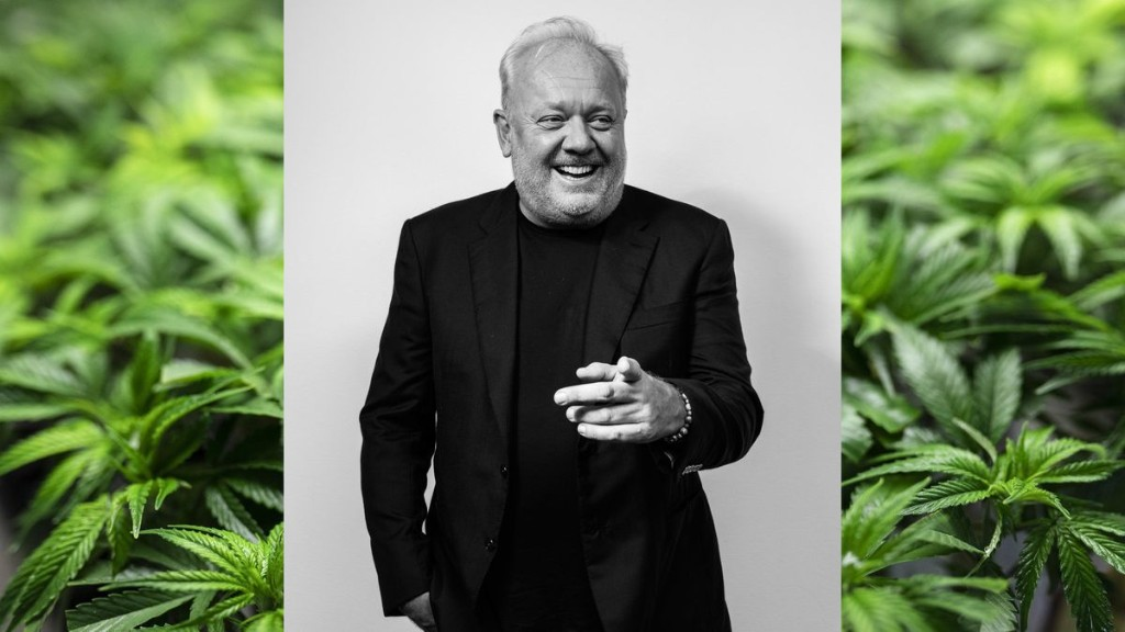 Inside Curaleaf Billionaire Boris Jordan's Hunger To Become The 'Frito-Lay' Of Cannabis