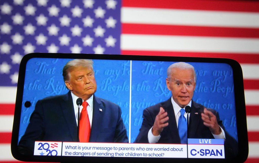 What Biden And Trump Would Mean For Older Voters