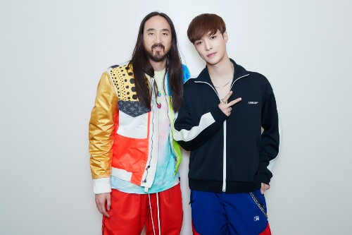 Lay Zhang Starts 2019 With Steve Aoki & A$AP Ferg, Says 'This Year I'm Going To Have Solo Concerts'