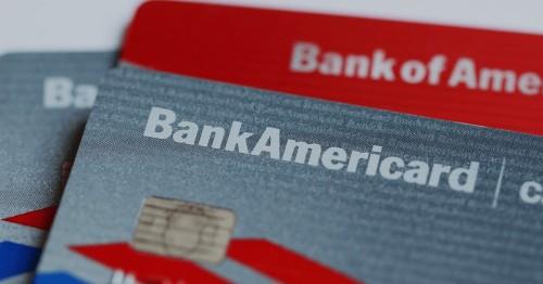 Best Bank Of America Credit Cards of December 2019