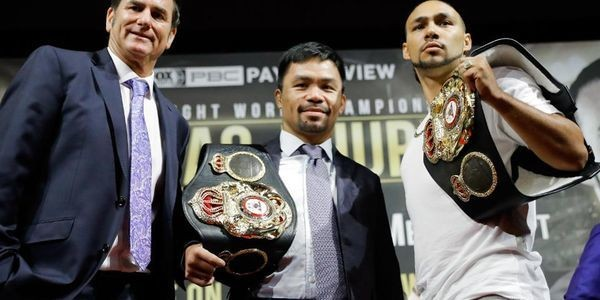 Manny Pacquiao Reveals His Strategy For Keith Thurman July 20 World Title Fight